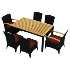 Modern Outdoor Dining Sets by PatioProductions