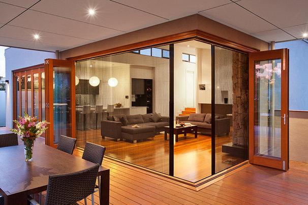 Modern Screen Doors by LaCantina Doors