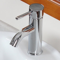 None - CAE F371024C Luxury Short Chrome Single-handle Bathroom Lavatory Faucet - This short, Elite single-handle lever luxury bathroom vessel sink faucet offers outstanding performance, simplified installation and easy maintenance. This faucet is ideal for settings atop vessel sinks with platforms.