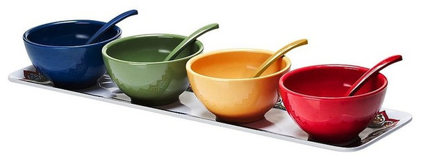 Traditional Condiment Sets by Pottery Barn