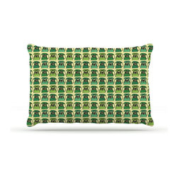 """Kess InHouse - Holly Helgeson """"Vintage Telephone"""" Green Pattern Fleece Dog Bed (50"""" x 60"""") - Pets deserve to be as comfortable as their humans! These dog beds not only give your pet the utmost comfort with their fleece cozy top but they match your house and decor! Kess Inhouse gives your pet some style by adding vivaciously artistic work onto their favorite place to lay, their bed! What's the best part? These are totally machine washable, just unzip the cover and throw it in the washing machine!"""
