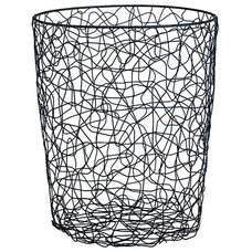 modern waste baskets by Overstock.com