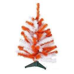 University of Texas Artificial Christmas Tree - Officially Licensed, 2 ft. Artificial Christmas Tree
