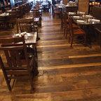 All-American Pub Floor in Oak - Lumber Jane Janice Tupper