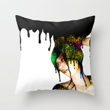 Modern Decorative Pillows by Ana Art
