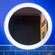 Modern Bathroom Mirrors by electricmirror.com