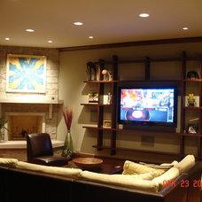 Modern Living Room by Electronic Lifestyle Associates (ela)