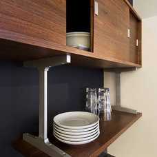 Modern Kitchen Cabinetry by Infusion Furniture