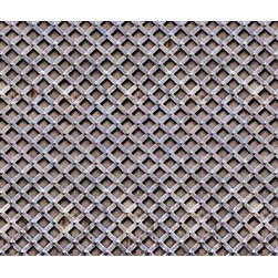 Walls Republic - Metal Trellis Mural Wallpaper M8968 - Metal Trellis is a digital wallpaper mural with the highly realistic look of a metal work trellis. With superior detail, this grid like pattern will compliment your living room or home office.
