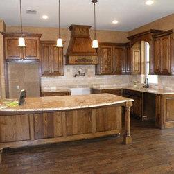 Granite and kitchen remodeling - www.istonefloors.com