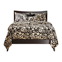 Zulu Night Duvet Set, Queen