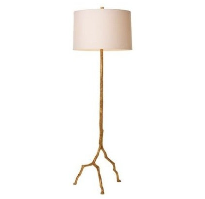 Contemporary Floor Lamps by Clayton Gray Home