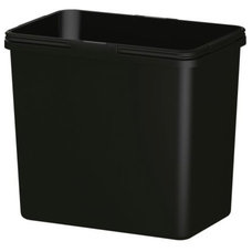 Contemporary Recycling Bins by IKEA