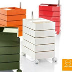 Magis - Magis | 360° Container 5 Drawer, Quick Ship - Design by Konstantin Grcic, 2010.