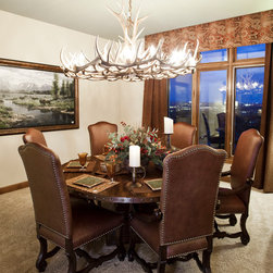 Waldo Canon Fire Rebuild Parade of Homes - photo & design by Tweeds Fine Furnishings