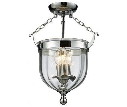 Traditional Flush-mount Ceiling Lighting by Lowe's