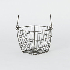 contemporary baskets by Terrain