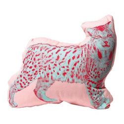 Ross Menuez Lynx Mini Pillow - Ross Menuez Lynx Mini Pillow