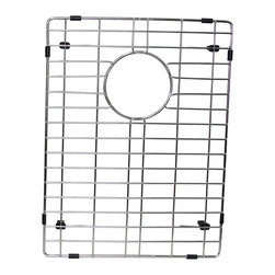 BOANN - BOANN Stainless Steel Grid for 60/40 UMR3219D2 Sink (Small Bowl) - The BOANN BNG3242S is the small bowl grid for BOANN's UMR3219D2 60/40 sink. Made from Solid T202 stainless steel, the grid is 100% Lead free and will not oxidize or rust.