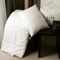 Silx - Silk-Filled Comforter - Silk-Filled Comforter