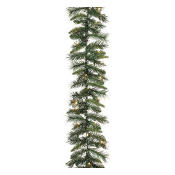 Silk Plants Direct - Silk Plants Direct Nancy Pine Garland (Pack of 1) - Pack of 1. Silk Plants Direct specializes in manufacturing, design and supply of the most life-like, premium quality artificial plants, trees, flowers, arrangements, topiaries and containers for home, office and commercial use. Our Nancy Pine Garland includes the following: