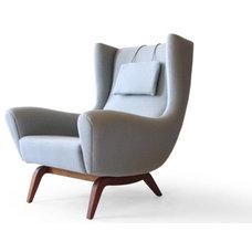 Modern Armchairs by scandinavian.modern