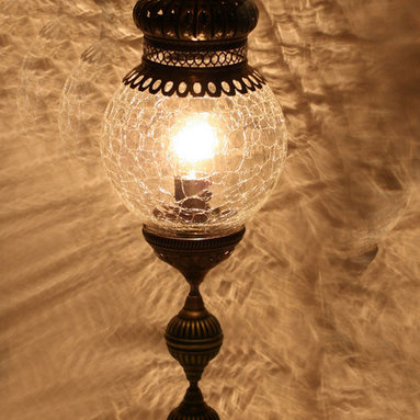 Turkish Style Ottoman Table Lamp - *Code: HD-97207_26
