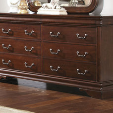 Contemporary Dressers by Overstock.com