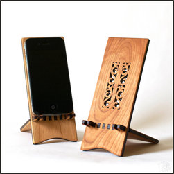 iPhone Stand - Flower - Hannah Simons