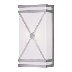 Livex Lighting - Livex Lighting 9415-91 Wall Sconce - Livex Lighting 9415-91 Wall Sconce