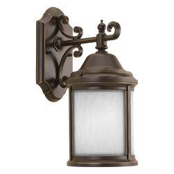 Progress Lighting - Ashmore 1-lt Outdoor CFL Wall Lantern - Ashmore 1-lt Outdoor CFL Wall Lantern