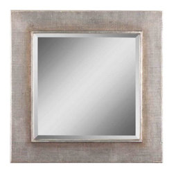 Uttermost - Afton Mirror by Uttermost - The Uttermost Afton Mirror is a lovely accent for your home that will not only embellish whatever room you put it in but will also delight friends and family with its sumptuous looks. The Afton Mirror features Silver Champagne Leaf finish. Since 1975, Uttermost has made it their mission to make great home accessories at a reasonable price. From their headquarters in Rocky Mount, Virginia, Uttermost continues to meet this goal with sophistication and grace through their current line of quality, designer-driven lighting, home furnishings and accessories.