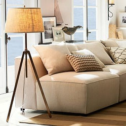 CFL Piedmont Tripod Floor Lamp Base