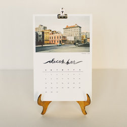 2013 Cuba Calendar - I've recently become a fan of cute wall calendars. I'd love to have this one in my room to keep me on track.