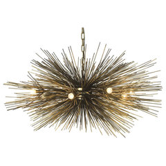 contemporary chandeliers by jeandemerry.com