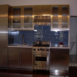 NYC Stainless Steel - Broadway Kitchens & Baths