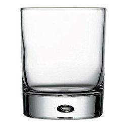 Hospitality Glass - 3.75H x 2 3/4T x 2.5B Centra 6.25 oz Juice Glasses 24 Ct - Centra 6.25 oz Juice