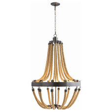 Beach Style Chandeliers by Masins Furniture