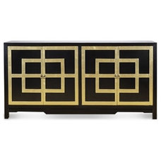 Asian Buffets And Sideboards by Charlotte and Ivy
