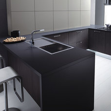 Modern Kitchen Cabinets by Composit USA