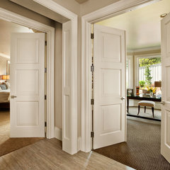 contemporary interior doors by TruStile Doors