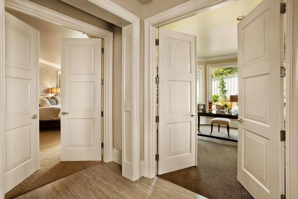 Contemporary Interior Doors by TruStile Doors