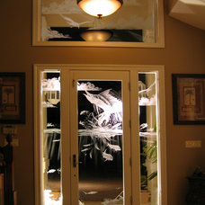 Eclectic Front Doors by Reflective Collections Inc.