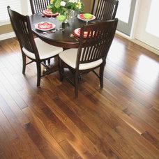 Modern Hardwood Flooring by Wide Plank Hardwood LTD.