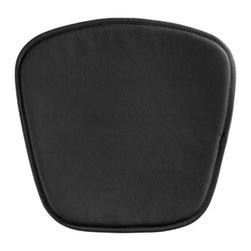 Zuo Modern - Zuo Mesh/Wire Bar Chair Cushion in Black - Bar Chair Cushion in Black belongs to Mesh/Wire Collection by Zuo Modern Leatherette. Bar Chair (1)