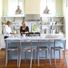 Beachy, coastal kitchen elements and ideas - MyHomeIdeas.com