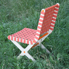 Contemporary Outdoor Lounge Chairs by Twig Creative