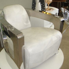 Contemporary Armchairs And Accent Chairs by Liv-Chic Furniture