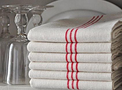 Traditional Dish Towels by Etsy