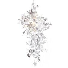 Eclectic Pendant Lighting by EcoFirstArt